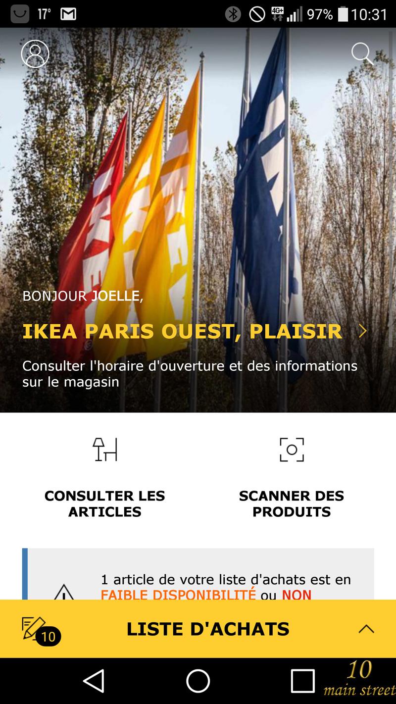 Bien Ikea Plaisir Horaires D Ouverture #12: Appli Ikea Store