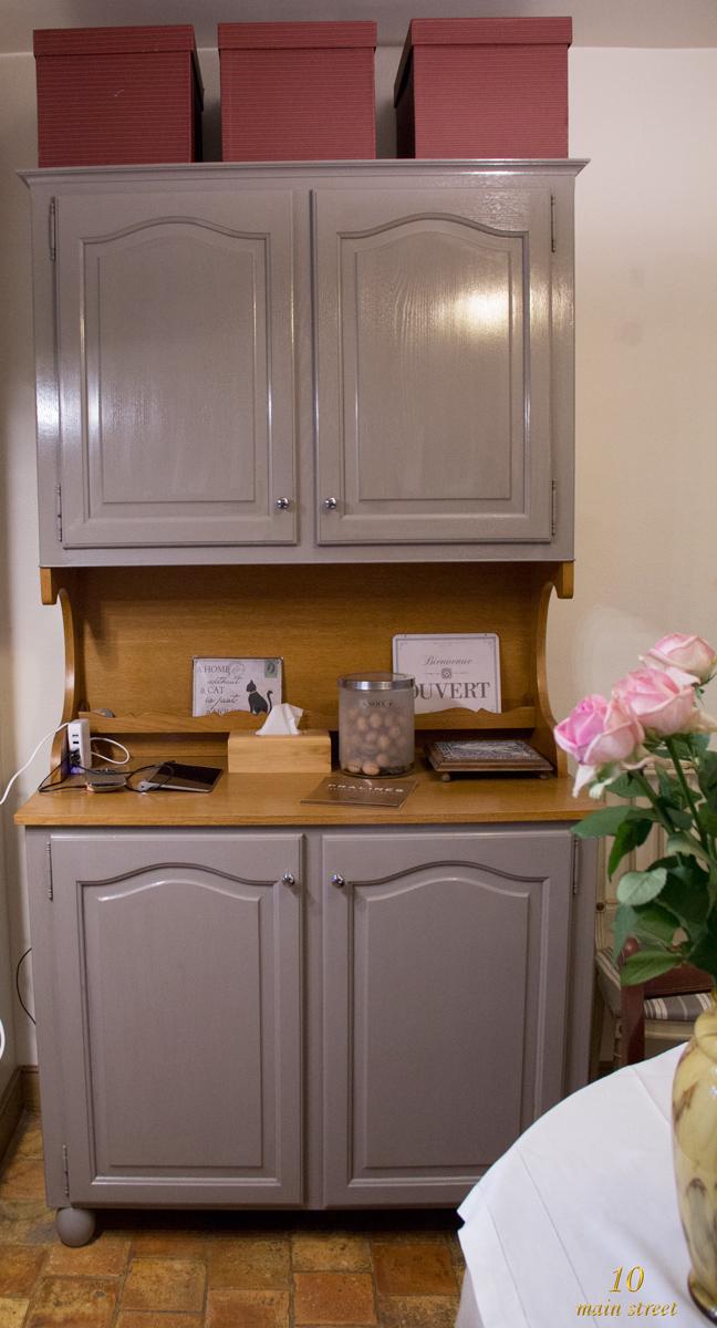 Peindre un meuble verni la solution simple et rapide for Peinture glycero cuisine