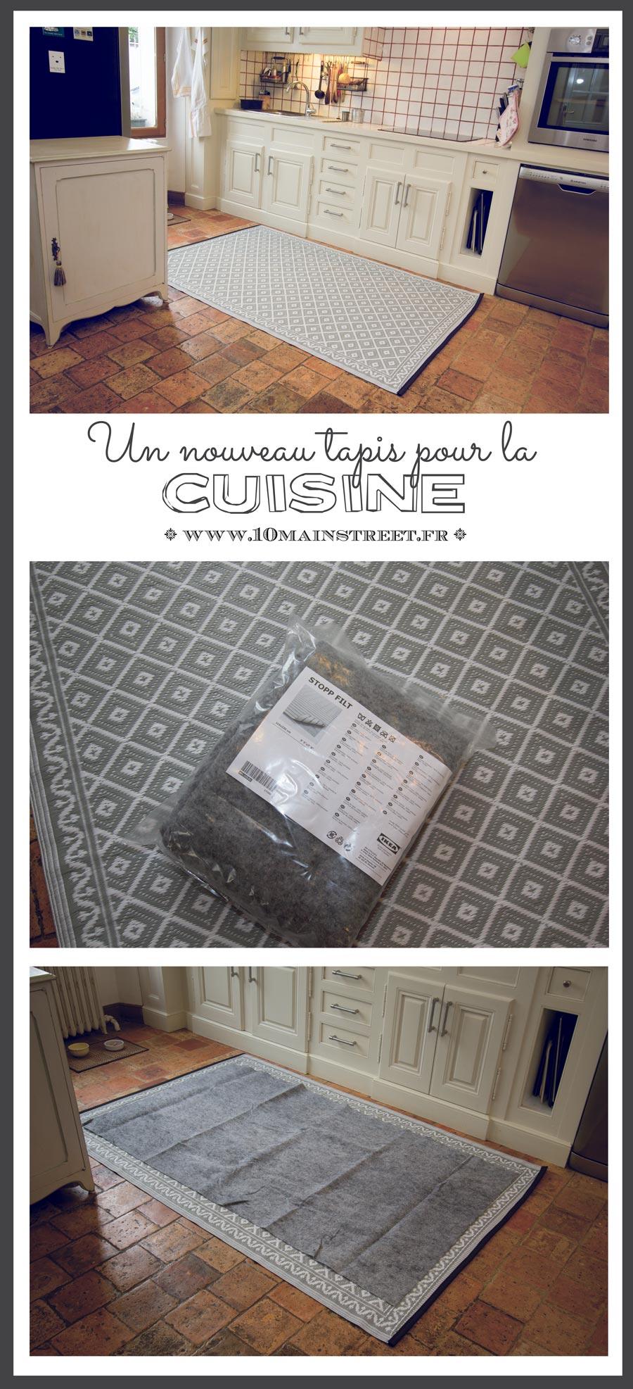 Tapis Cuisine Original : tapis pour la cuisine finest tapis tiroir cuisine protection tiroir cuisine tapis de cuisine ~ Teatrodelosmanantiales.com Idées de Décoration