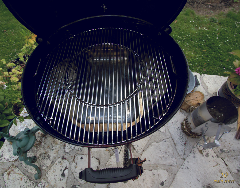 goût cuisson barbecue au gaz weber