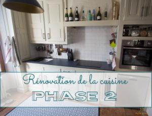 Rénovation de la cuisine : phase 2