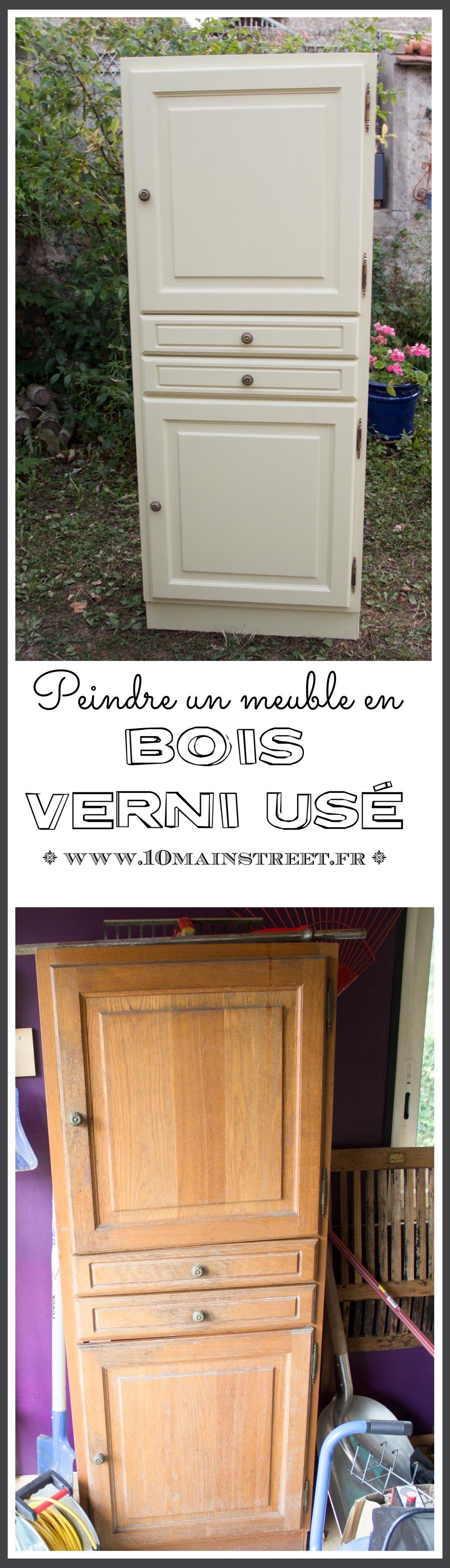 R Nover Un Meuble En Bois Verni Us Une Armoire Pour Le Salon Vid O # Armoire De Salon En Bois