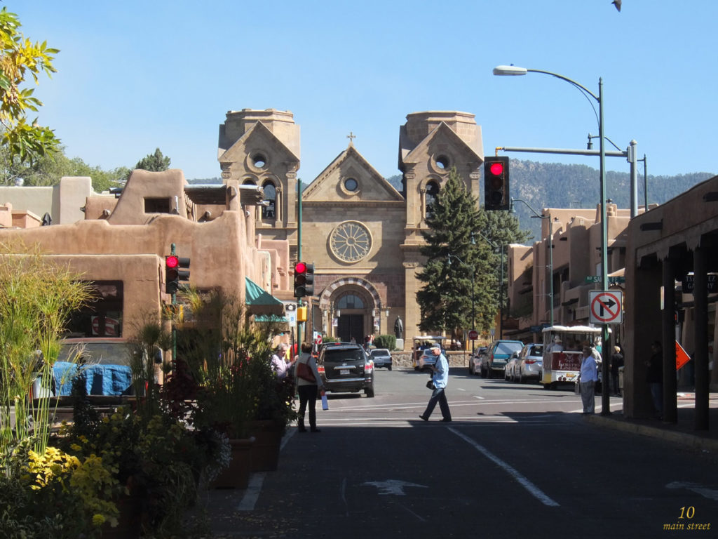 Cathedral Basilica of St. Francis of Assisi (Santa Fe)