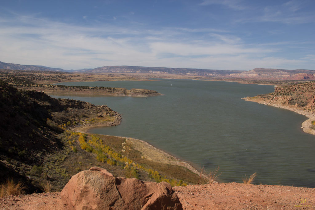 Abiquiu Lake, NM