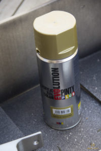 Spray Novasol Pinty Evolution Plus metallic gold