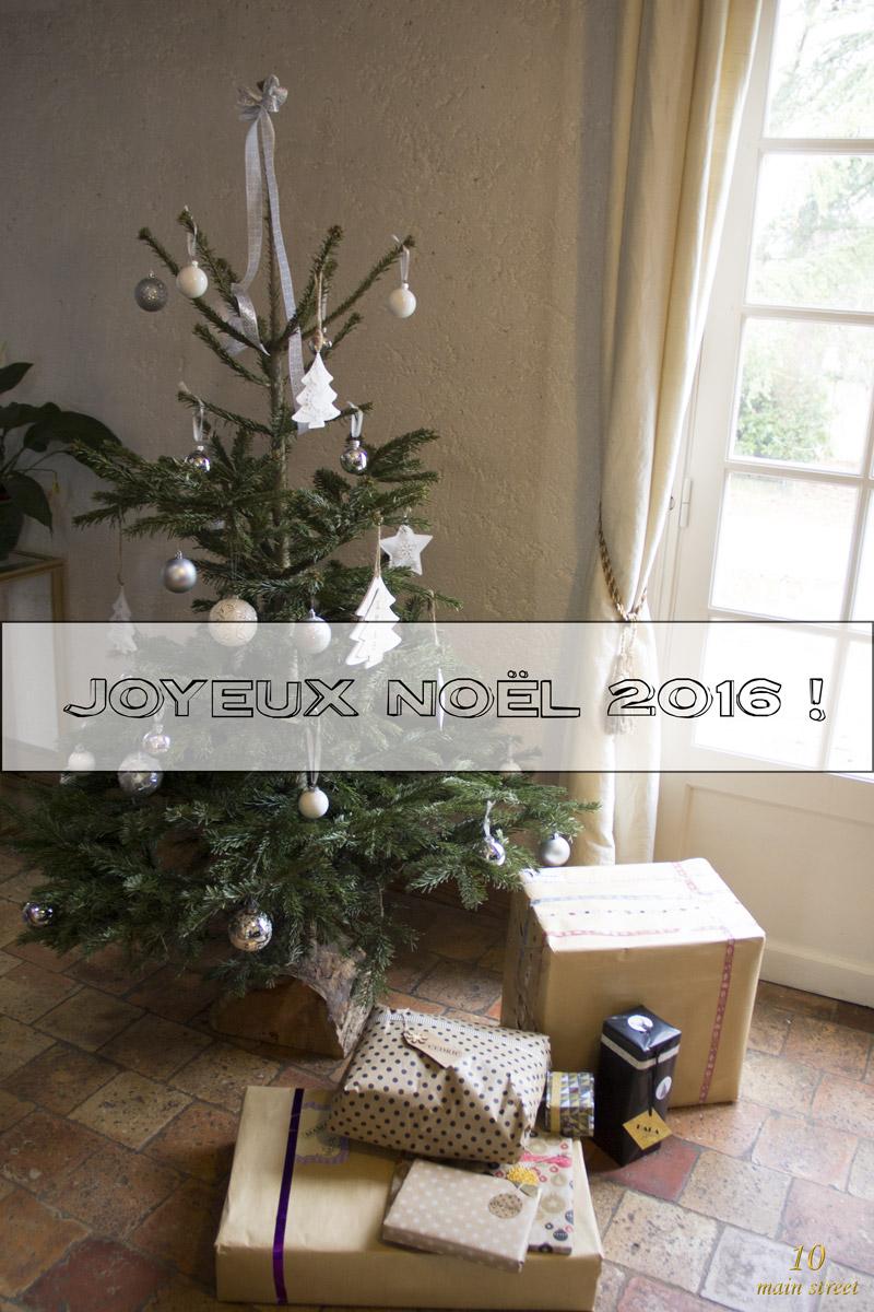 Joyeux Noël 2016 !
