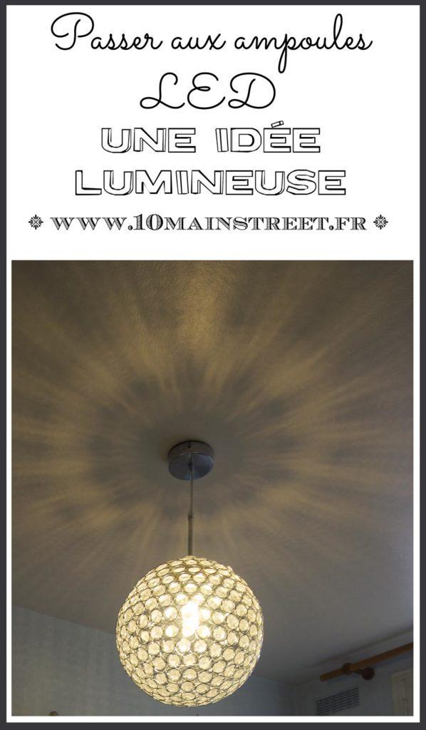 Passer aux ampoules à LED : une idée lumineuse | ampoules à incandescence, économie d'énergie, fluocompacte, DEL