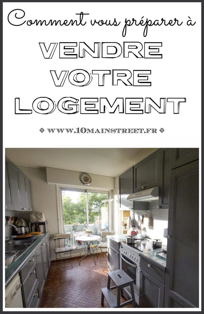 Comment vous préparer à vendre votre logement #immobilier #homestaging #decoration