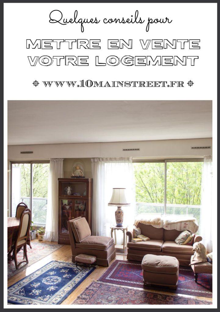 Quelques conseils pour mettre en vente votre logement #immobilier #venteimmobiliere