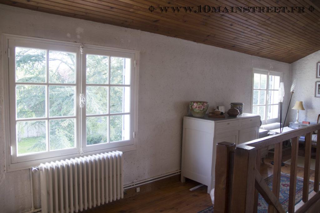 Peindre un mur cr pi l 39 int rieur de votre maison facilement - Peindre un mur deja peint ...