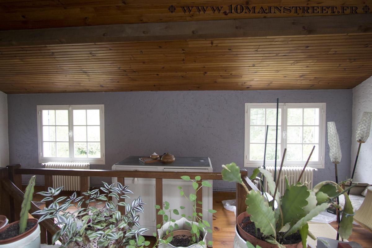 Peindre un mur cr pi l 39 int rieur de votre maison facilement for Pour peindre un mur