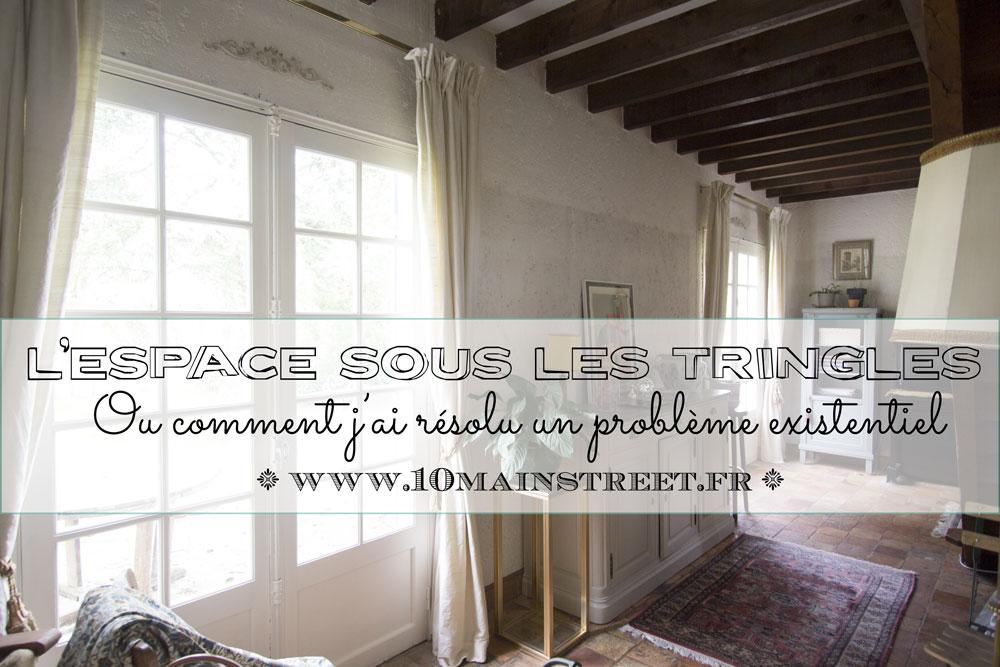 L'espace sous les tringles à rideaux, ou comment j'ai résolu un problème existentiel