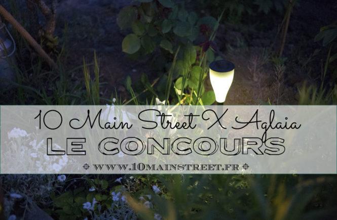 Concours Aglaia