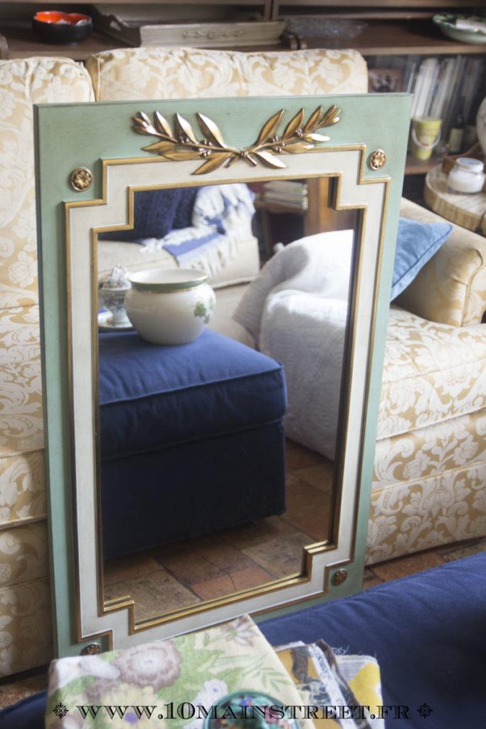 Un grand miroir de plus