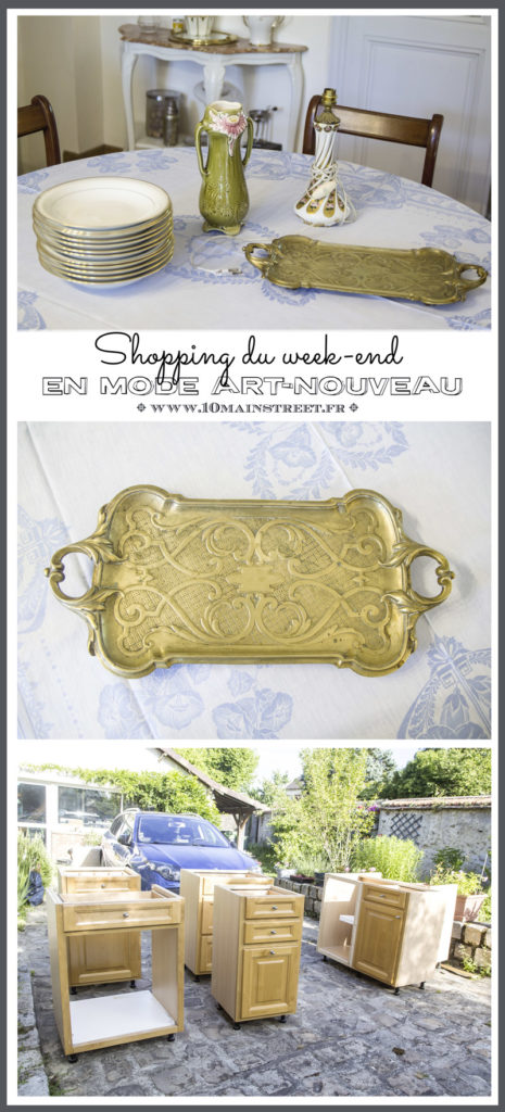 Shopping du week-end en mode art-nouveau | www.10mainstreet.fr