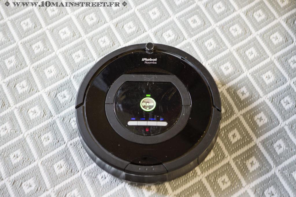 Aspirateur Roomba 770