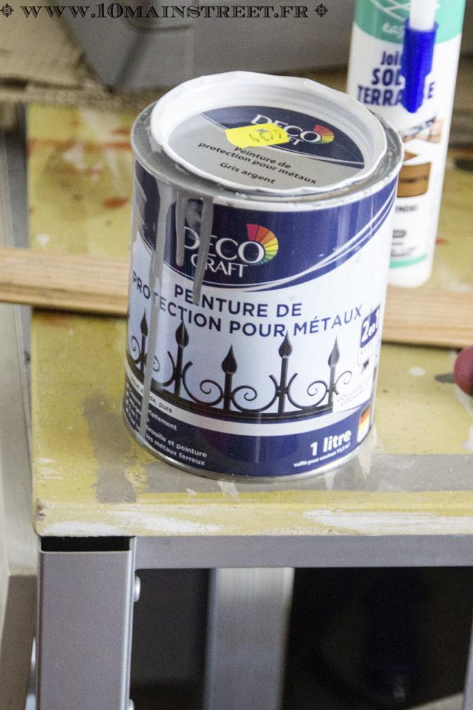 Peinture à l'huile Aldi