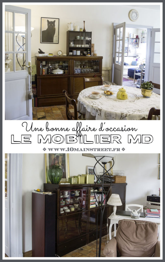 Mobilier MD : bonne affaire d'occasion | www.10mainstreet.fr