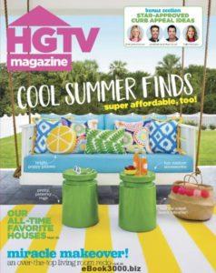 HGTV Magazine Juillet 2017