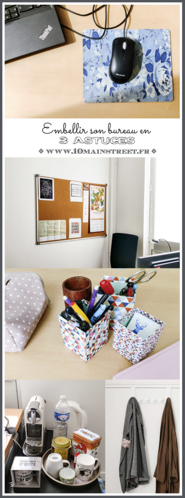 3 astuces pour embellir son bureau