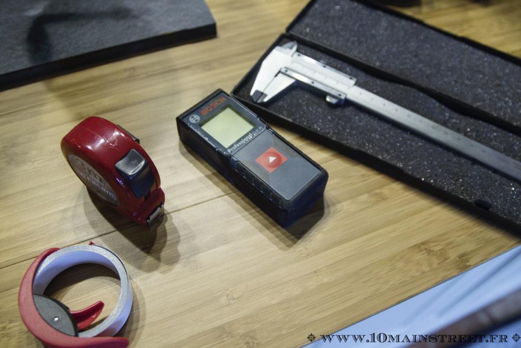 4 outils pour mesurer avec précision