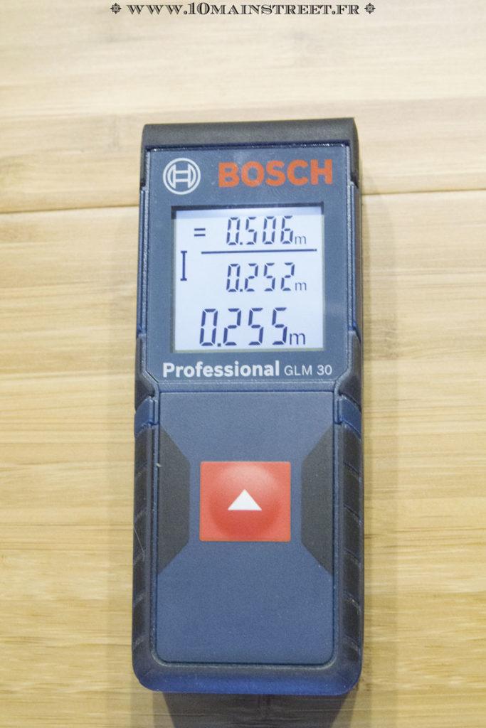 Télémètre Bosch