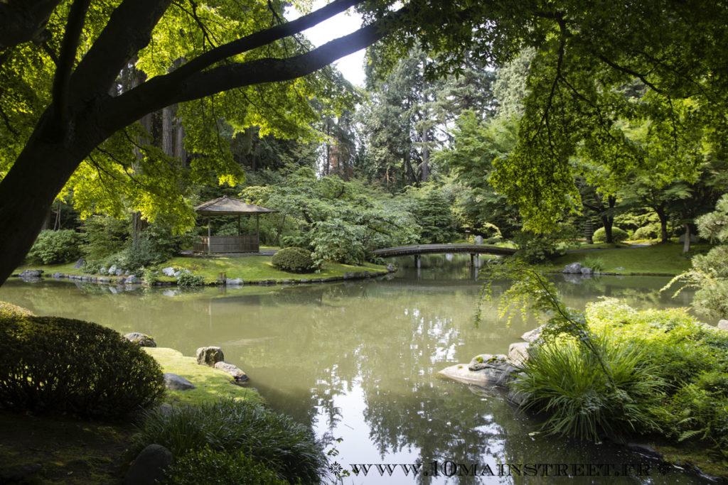 Jardin japonais de l'UBC
