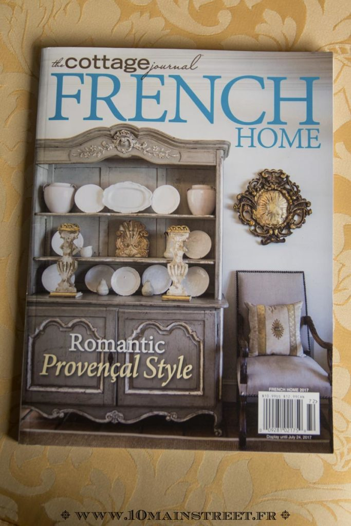 Magazine French Home