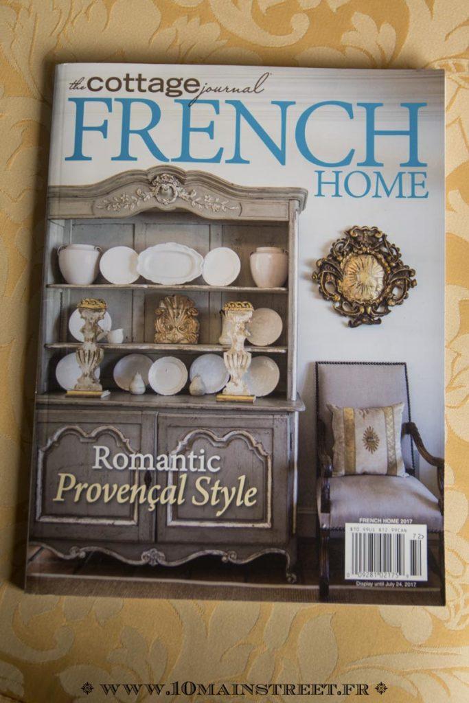 Magazine French Home