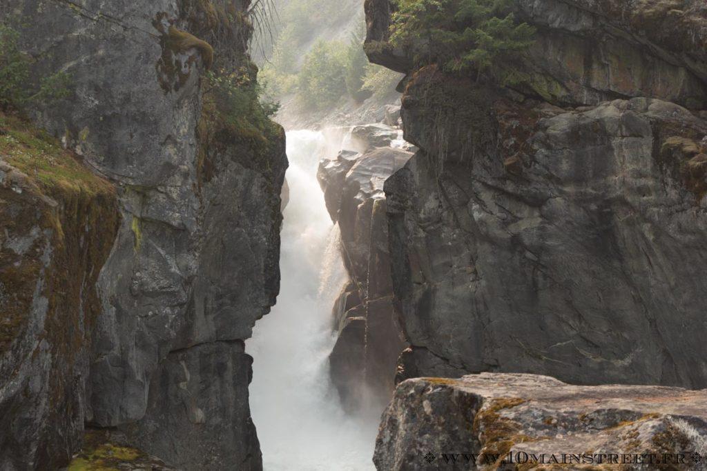 Les chutes Nairn