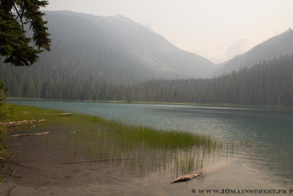 Balade autour du Lower Joffre Lake