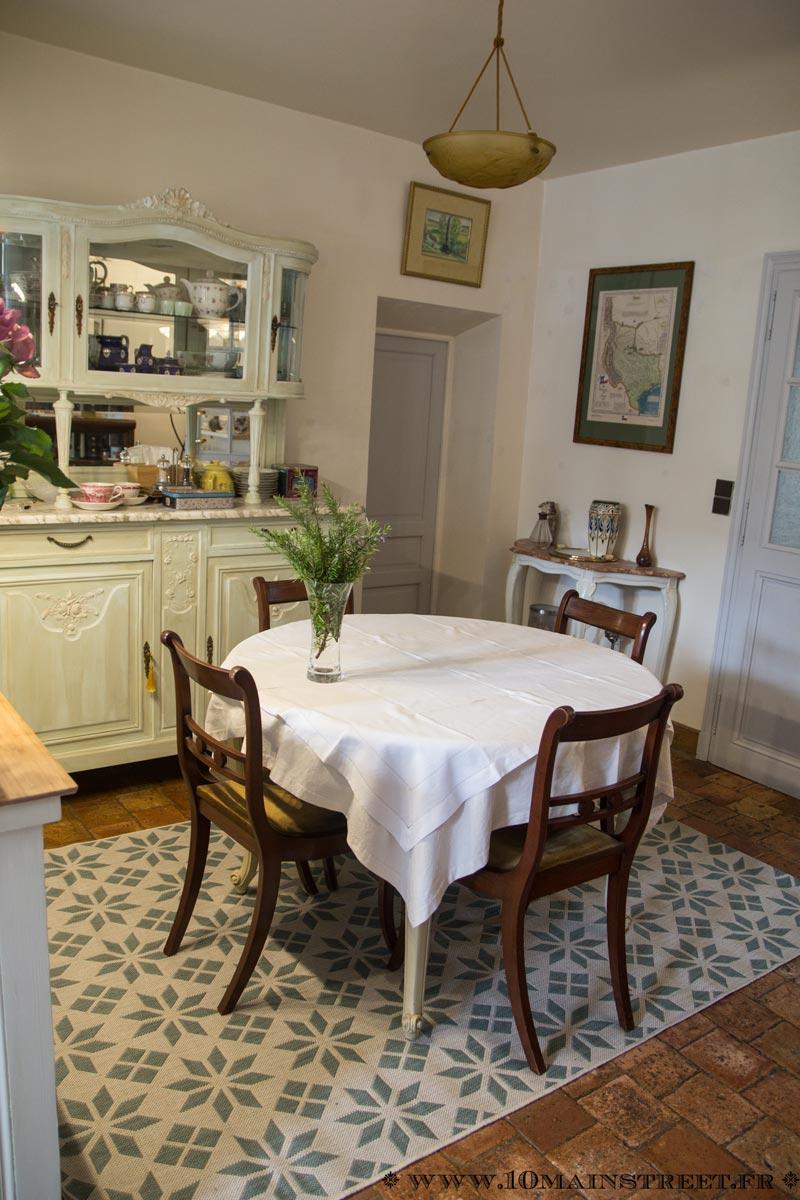 Un nouveau tapis pour la salle manger et quelques conseils - Tapis pour salle a manger ...