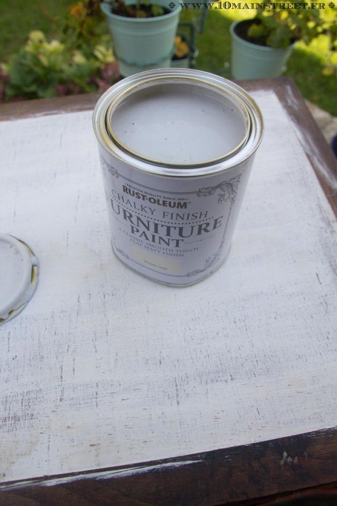 Peinture à la craie Rust-oleum