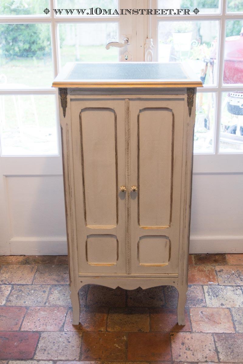 j 39 ai test la peinture la craie rust oleum et c 39 est bluffant. Black Bedroom Furniture Sets. Home Design Ideas