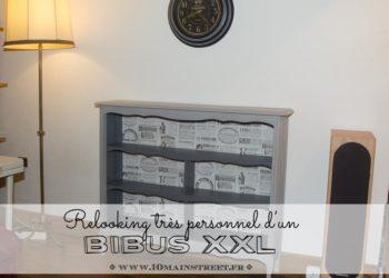 Relooking très personnel d'un bibus XXL