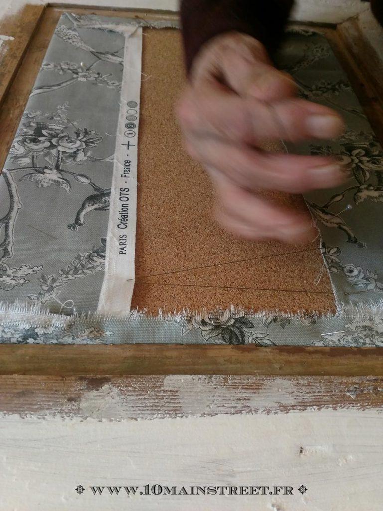 Couture du tissu