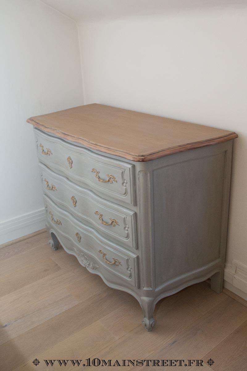 comment relooker une commode cool suprieur comment relooker un meuble en bois vernis pin. Black Bedroom Furniture Sets. Home Design Ideas
