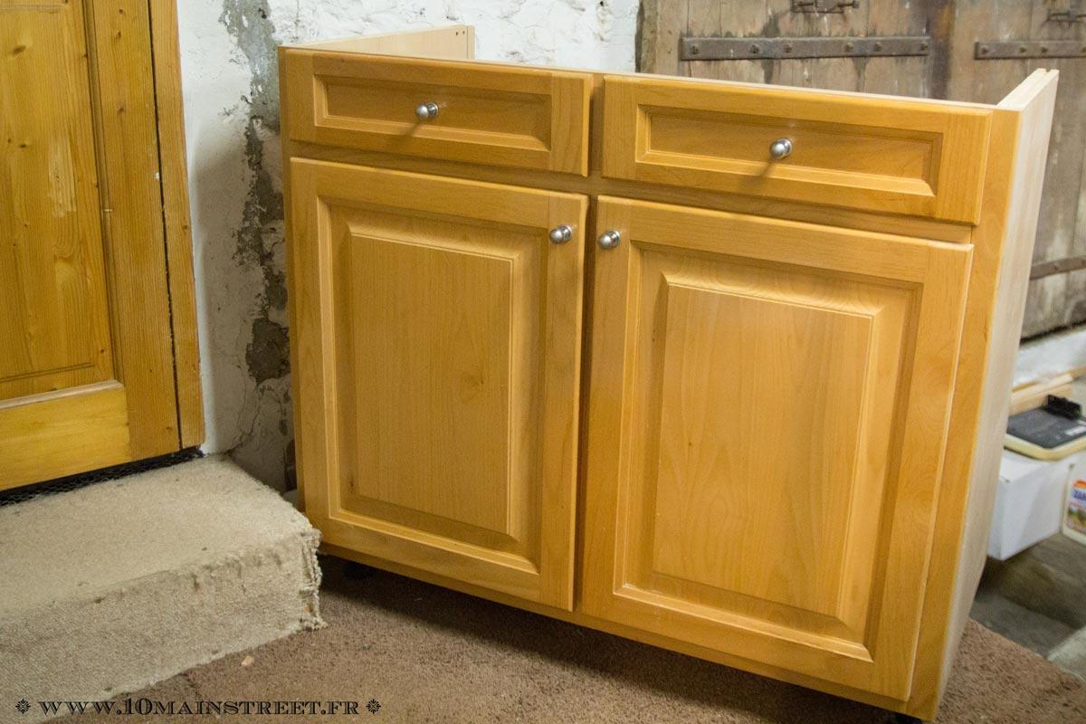 Un meuble de cuisine + un plan Ikea rattviken = un meuble de ...
