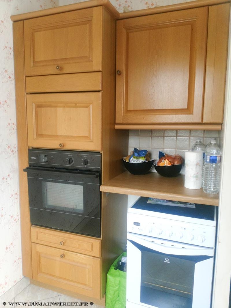 J 39 ai encore achet une cuisine d 39 occasion relooker for Elements de cuisine d occasion