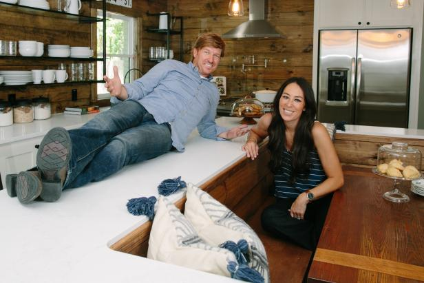 Chip & Joanna Gaines