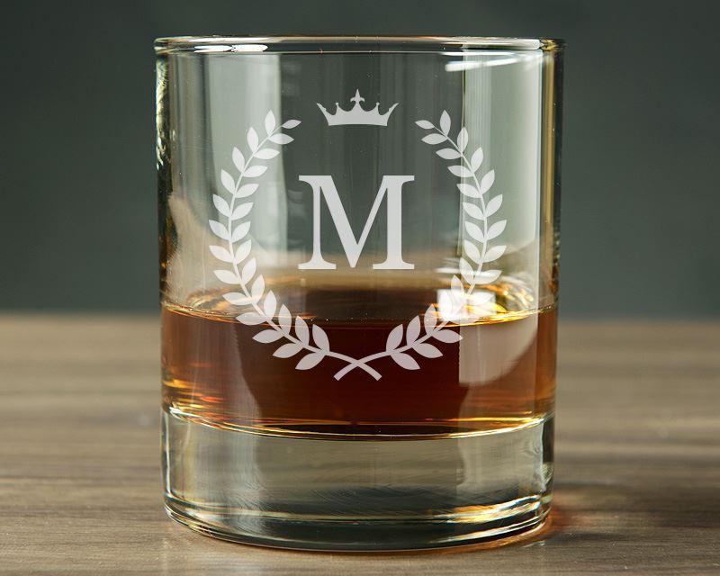 Verre à whisky à personnaliser Cadeaux.com