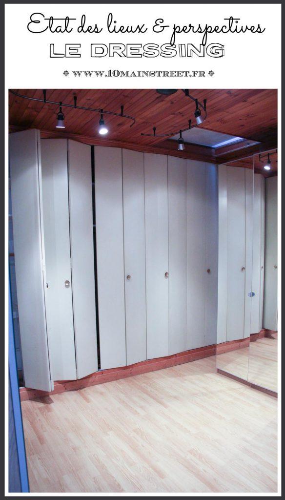 Le dressing : état des lieux & perspectives #organisation #aménagement #décoration #closet