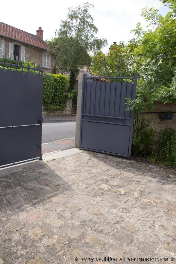 Nouveau look sur le portail