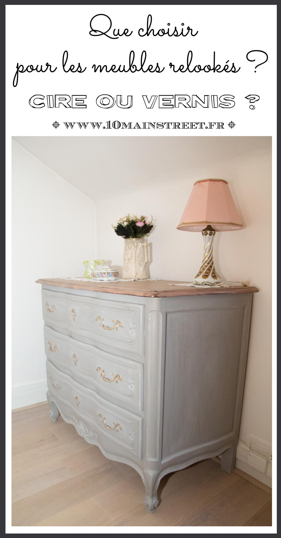 cire ou vernis que choisir pour les meubles relook s. Black Bedroom Furniture Sets. Home Design Ideas