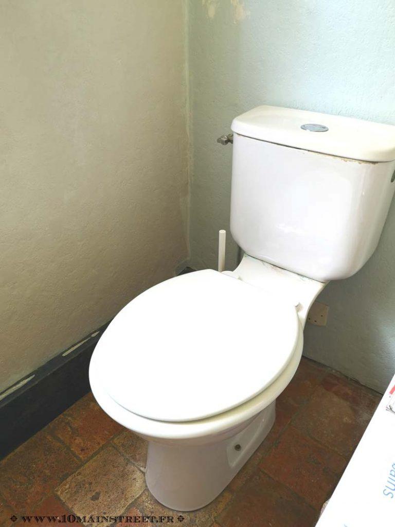 WC d'origine