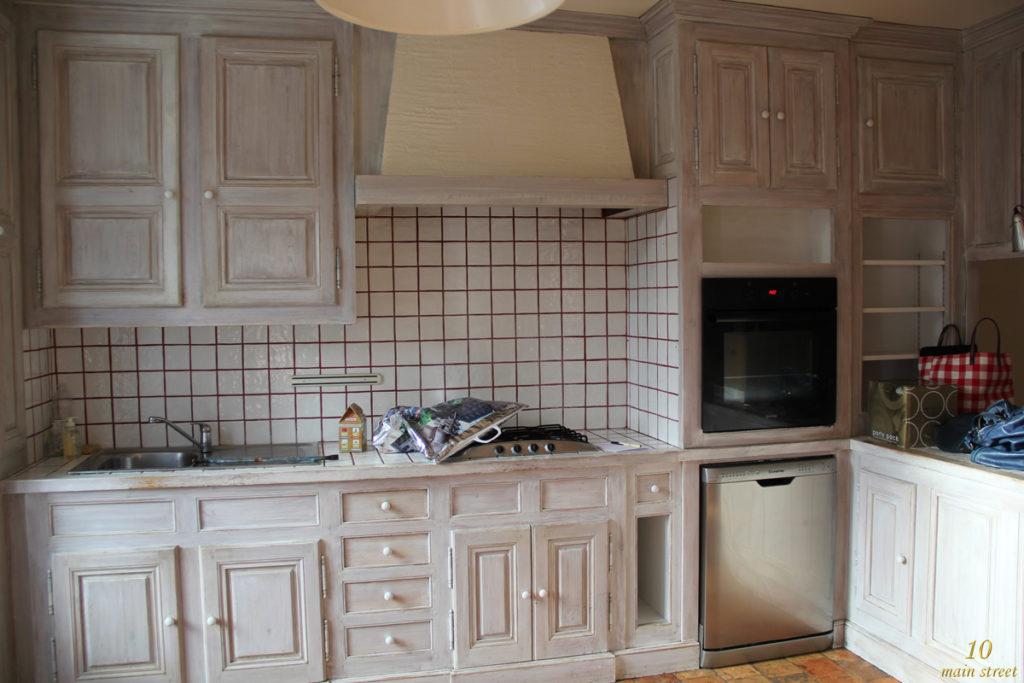 La cuisine, avant