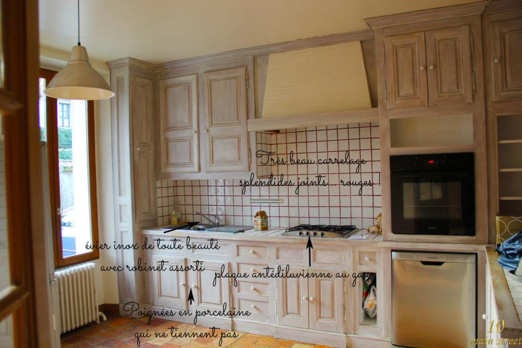 Phase 2 de la r novation de la cuisine plan de travail et vier - Renovation cuisine plan de travail ...