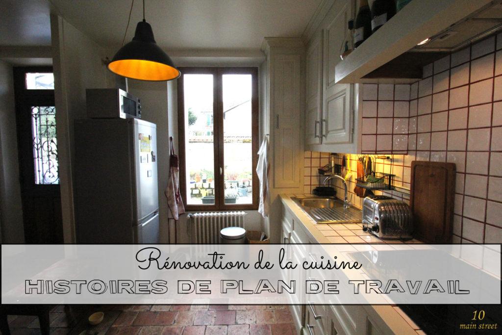 histoires de plan de travail dans une vieille cuisine. Black Bedroom Furniture Sets. Home Design Ideas