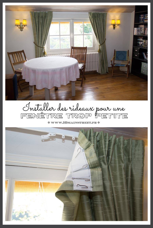 Photo De Rideau Pour Fenetre des rideaux pour une fenêtre trop petite dans le salon vidéo
