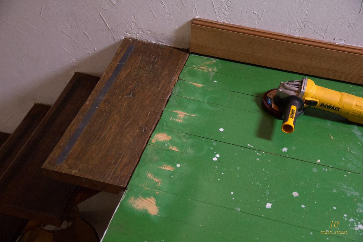passage de plancher bois gallery of bien choisir son. Black Bedroom Furniture Sets. Home Design Ideas